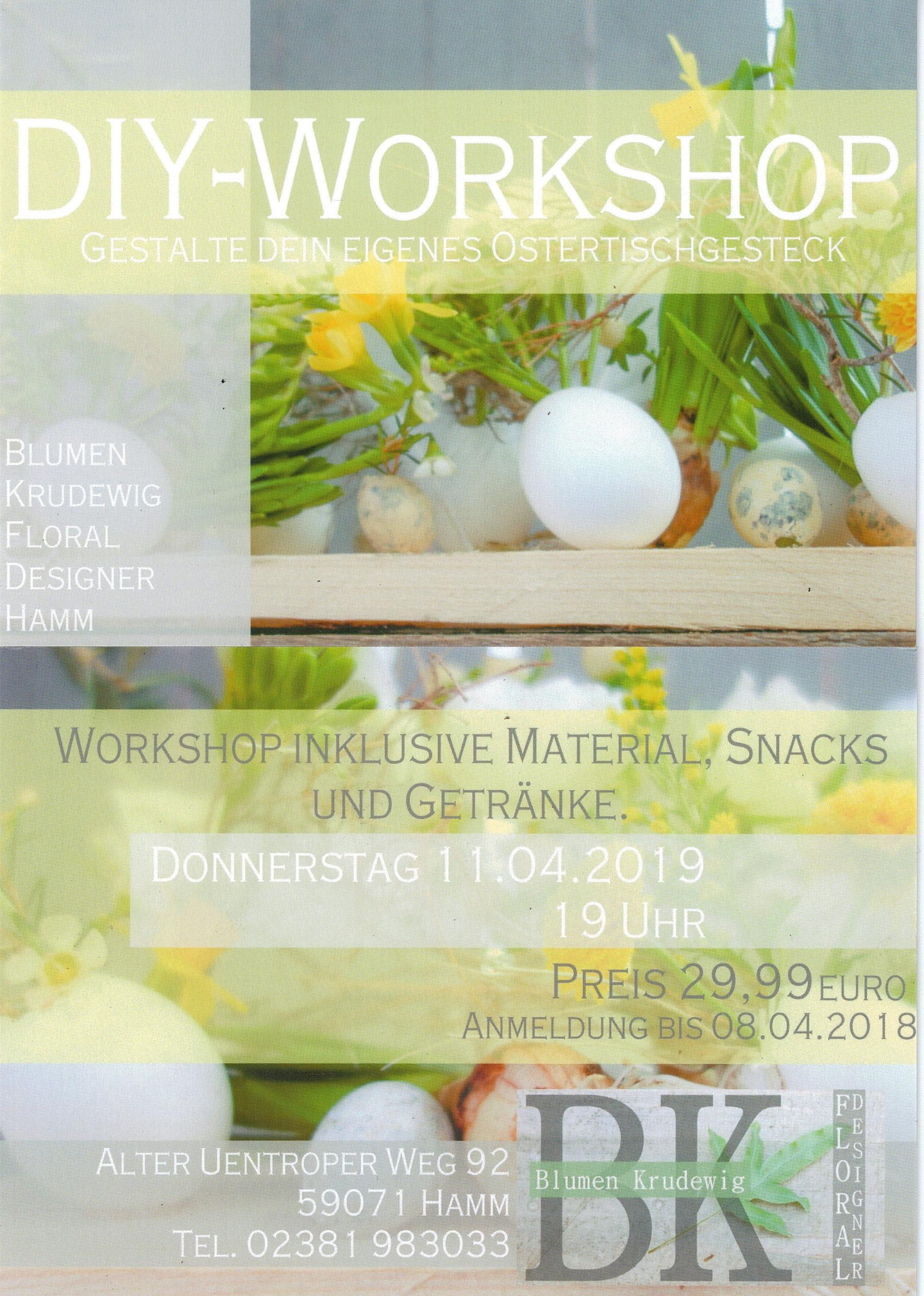 Oster – Workshop